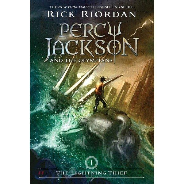 Percy Jackson and the Olympians  1 : The Lightning Thief  Rick Riordan
