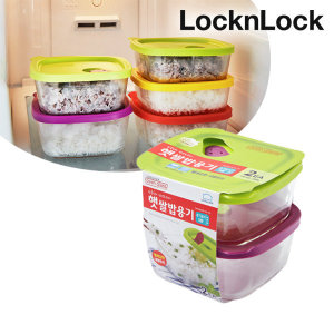 햇쌀밥용기 계란찜기 밥보관용기 전자렌지용기 밥팩