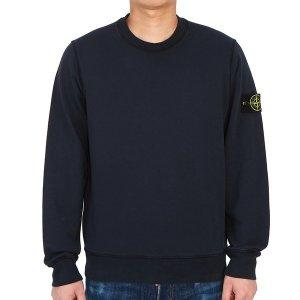 스톤아일랜드 와펜 741563051 V0020 남자 긴팔 맨투맨 티셔츠