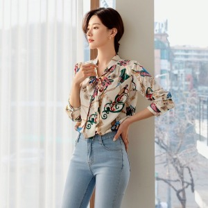 봄신상/빅사이즈/블라우스/니트/남방/하객