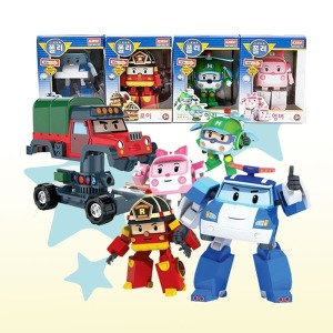 로보카폴리 장난감 변신로봇 7종 선택구매