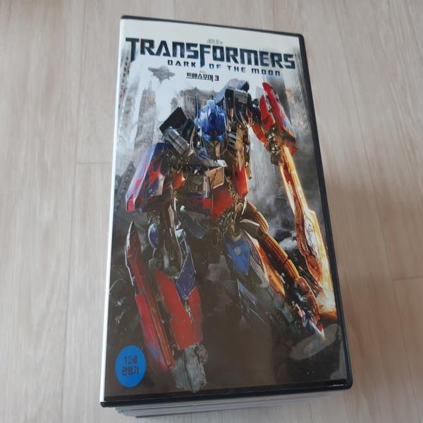 트랜스포머3편VD/파라마운트정품