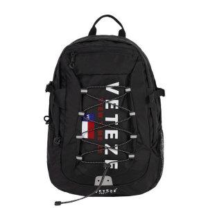 가방팝  베테제 Big Logo Backpack (black)빅로고 스트링 백팩