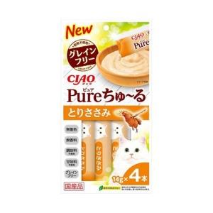 퓨어츄르 닭가슴살 14gx4p 1팩