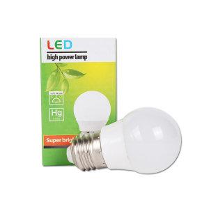 LED전구 미니전구 인찌구 E26 / 루민 LED 인치구 3W