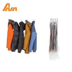 국산 아나 뉴그린 옷걸이형압축팩 행거팩 5p/110x70cm