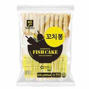 꼬치봉어묵 (640g) / 쉬운조리 식사 안주 캠핑용