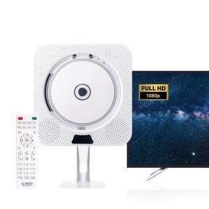 DVD플레이어5 블루투스스피커 FM라디오리모컨 IW-CT08