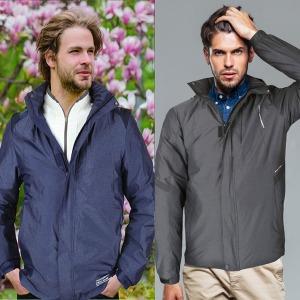 바람막이점퍼 아웃도어 남자작업복 등산복 봄여름잠바