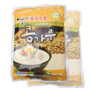 콩국수 콩국 비슬산 콩가루 850g 조미콩가루
