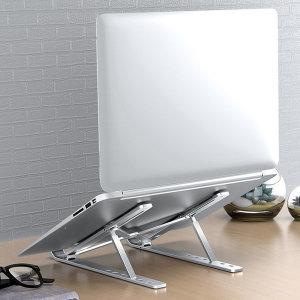 TD 노트북거치대 스탠드 받침대 알루미늄 접이식 맥북