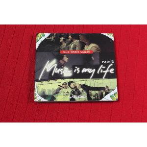 중고CD/성시경 SG위너비 에픽하이 - Music is my Life/최상