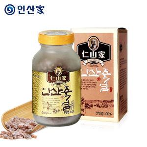 인산가 9회 인산 자죽염 240g (고체)