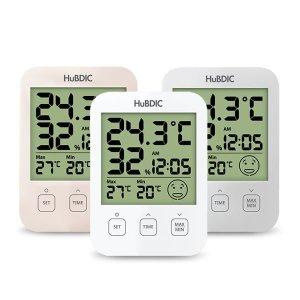 디지털 온도계 습도계 HT-7 1+1