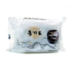 500 찰흙 옹기토(토단)