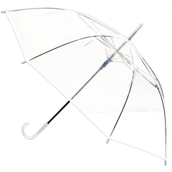 55 일회용 우산(투명)