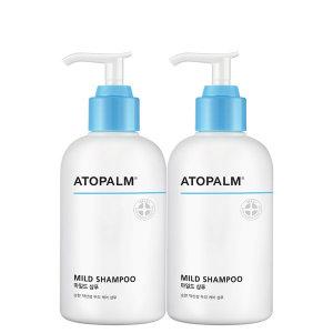 아토팜 마일드 샴푸 300mlx2개 +50ml 증정 브랜드딜