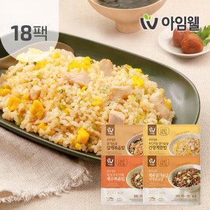 맛있는 닭가슴살 곤약볶음밥 4종 18팩/쿠폰가30900원