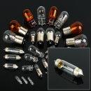 자동차전구 (12) 12V 10W 36mm/실내등/미등/시그널