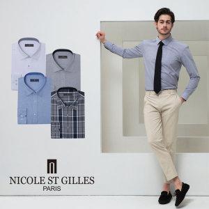 21SS 니콜생지르 봄 셔츠 4종