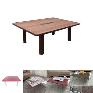 다용도 공부상 (엔틱 중) 접이식 좌식 테이블 다용도
