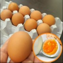 계란 반숙란 삶은계란 대란 30알x12판 몸짱 베스트식품