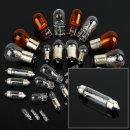 자동차전구 (13) 12V 10W 41mm/실내등/미등/시그널