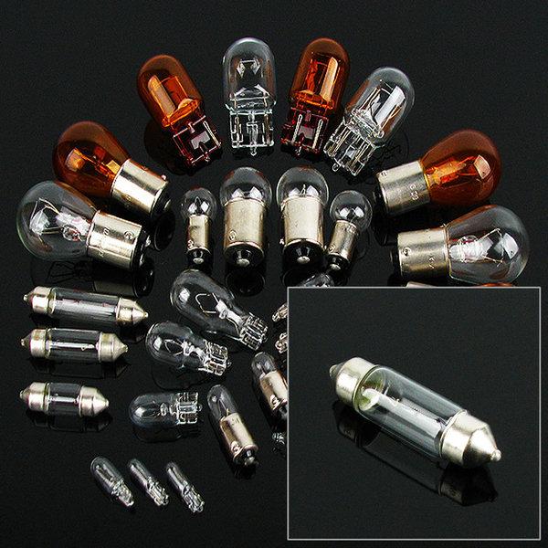 자동차전구 (15) 24V 10W 36mm/실내등/미등/시그널