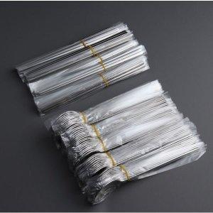27종 스텐 인쇄무료 100벌묶음 업소용수저식당숟가락