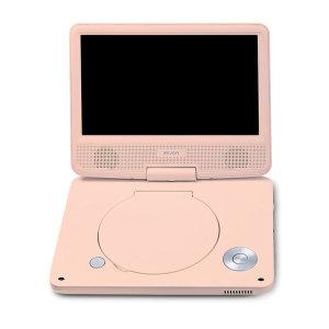 휴대용 아이리버 DVD플레이어 IAD90(핑크) 리모콘/