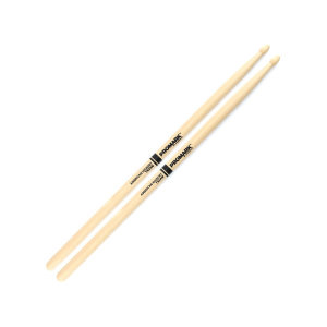 Promark American Hickory 5AWoodtip 드럼스틱 TX5AW