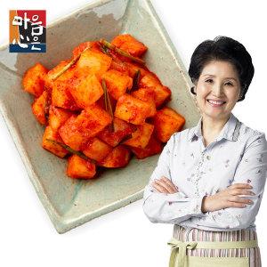 이종임  깍두기 3kg 아삭하고 깔끔한 국내산 김치
