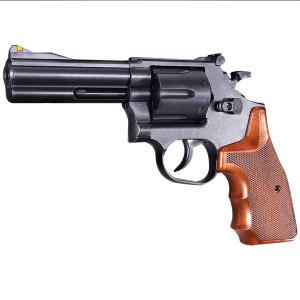 4매그넘 리볼버 비비탄총 장난감총 권총 BB탄에어건