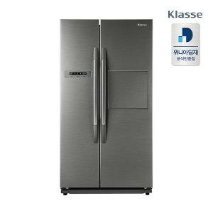공식인증점 718L 양문형 파워 냉각 냉장고 EKR72DSRTS