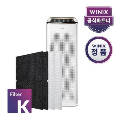 [위닉스] 정품 위닉스공기청정기필터 마스터 CAF-K0S3 세트