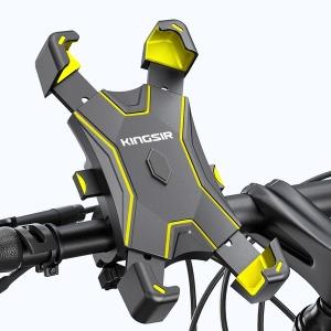자전거 원터치 핸드폰거치대 휴대폰거치대 용품 무배