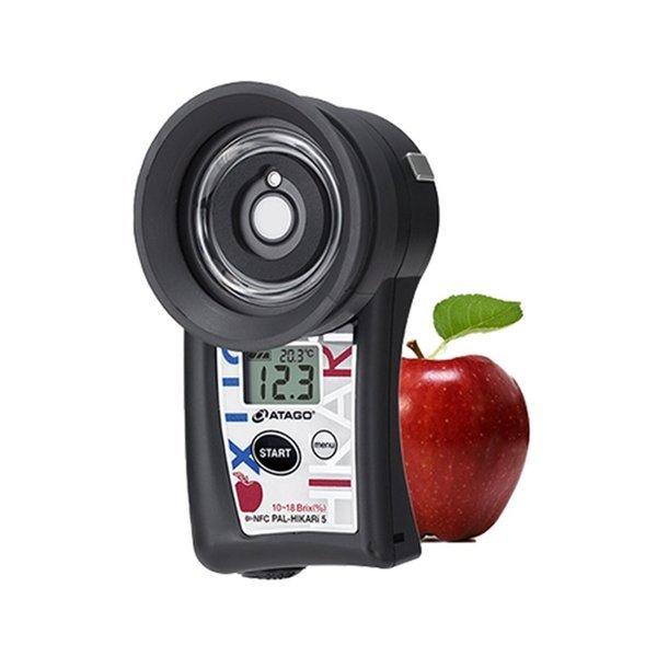 PAL-HIKARi 5/비파괴식 사과당도계 당도계 당도측정기