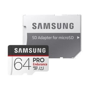 MLC 블랙박스 마이크로SD카드 PRO Endurance 64GB