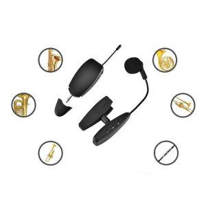 무선 색소폰 마이크 시스템 전문 색소폰 수신