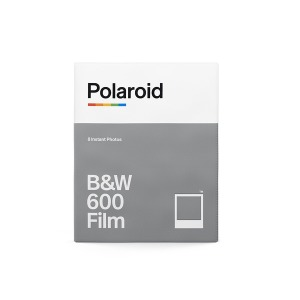 폴라로이드 600 흑백필름