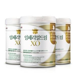 임페리얼드림 XO 분유 4단계 800gx3캔