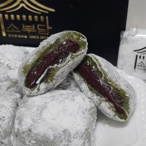 전주 김대영님의 쑥찹쌀떡 10개/국내산/전주맛집소부당