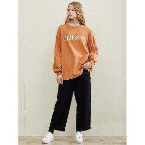 갤러리아   20가을 Friesian 레터링 티셔츠(9100322721)