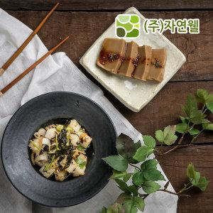 자연웰/4종 묵가루 올방개묵가루 500g(올방개100%)