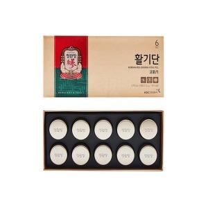 정관장 활기단3.7gx10환 1박스 쇼핑백
