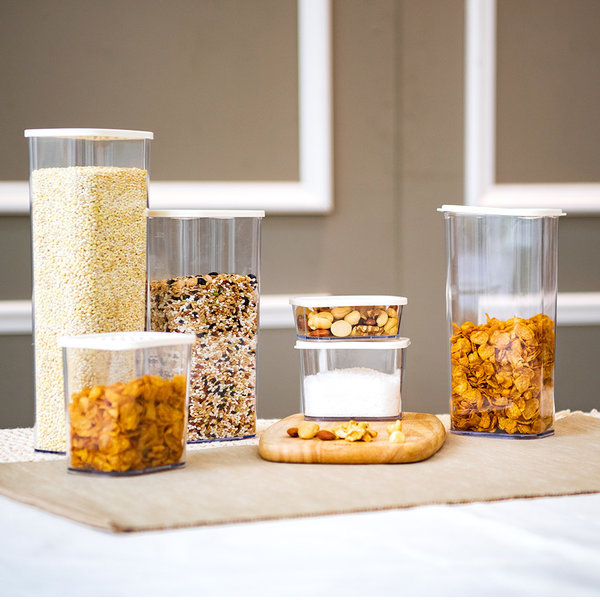 깔끄미/꾹꾹이 2종 냉장고 사각용기 밀폐용기 소1호