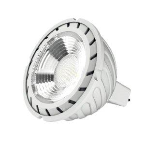 우리 LED MR16 5W 주광색 할로겐 대체용 램프 전구