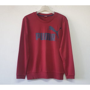 푸마 면 라운드 티셔츠 95-100/A/명품슈슈