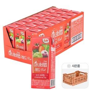 Dole 마녀 비법 레드 190ml 1박스 24팩 야채주스(NEW)