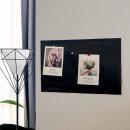 유리용 자석블랙보드 305x455mm 붙이는 칠판 보드